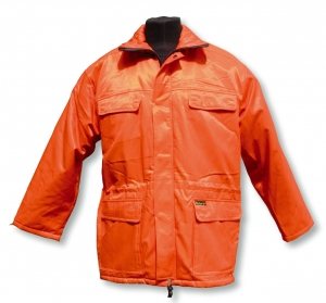 "Produktbild ""Peter's Winterjacke ORANGE"""