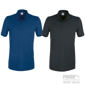 "Produktbild ""PUMA workwear Polo-Shirt male"""