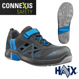 "Produktbild ""Haix® Sicherheitsschuh CONNEXIS safety air S1 low blue"""
