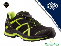 Produktbild: HAIX Black Eagle Adventure 2.0 low/black-citrus/gtx
