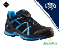Produktbild: HAIX Black Eagle Adventure 2.0 low/black-blue/gtx
