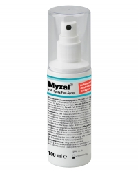 Produktbild: MYXAL® FUSS-SPRAY, Pumpflasche 100 ml