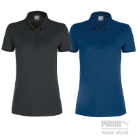 Produktbild: PUMA workwear Damen Polo-Shirt