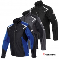 Produktbild: Kübler® Softshell-Jacke BODYFORCE