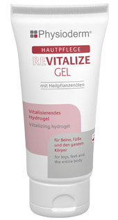 Produktbild: Hautpflege REVITALIZE GEL 100 ml Tube