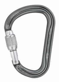 Produktbild: Petzl Karabiner WILLIAM SCREW-LOCK